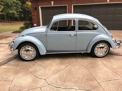 1967 Volkswagen Beetle for sale 101044353