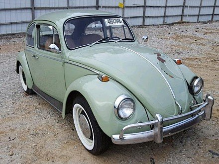 1967 Volkswagen Beetle for sale 101055001