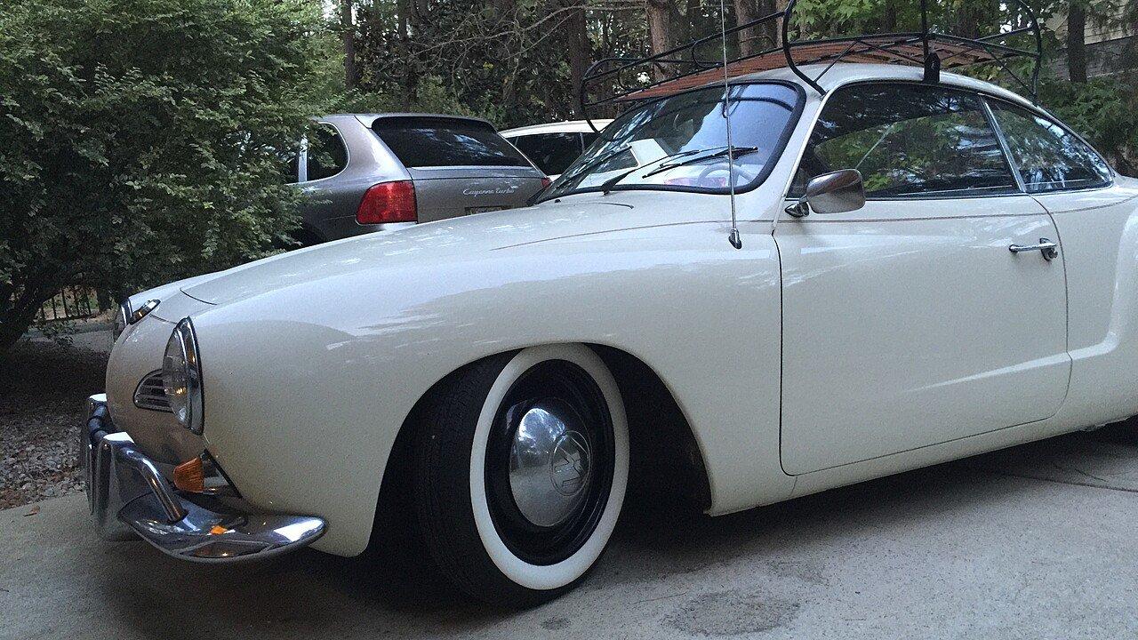 1967 volkswagen karman