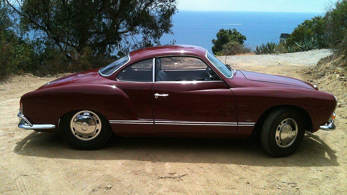 1967 Volkswagen Karmann-Ghia for sale 101037562