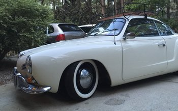 1967 Volkswagen Karmann-Ghia for sale 100869711