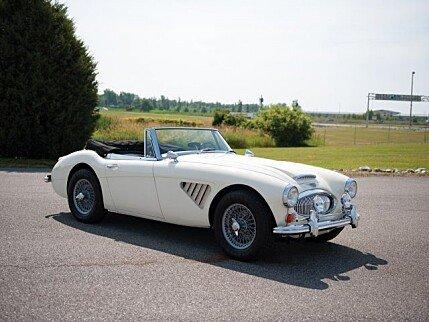 1967 austin-healey 3000MKIII for sale 101017763