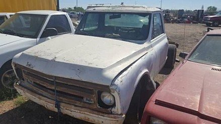 1967 chevrolet C/K Truck for sale 100829003