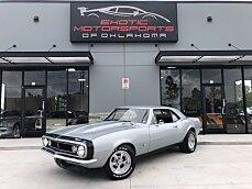 1967 chevrolet Camaro for sale 101028284