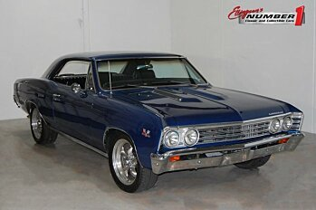 1967 chevrolet Chevelle for sale 100989934
