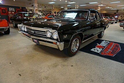 1967 chevrolet Chevelle for sale 100952916