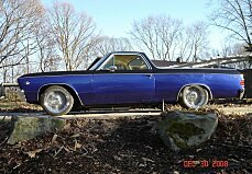 1967 chevrolet El Camino for sale 101002151