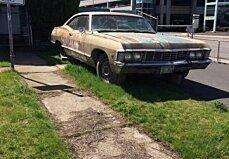 1967 chevrolet Impala for sale 100994632