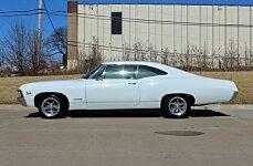 1967 chevrolet Impala for sale 101000266