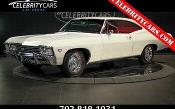1967 chevrolet Impala for sale 101028743