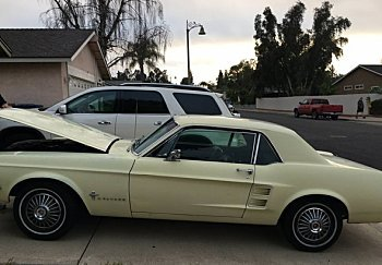 1967 ford Mustang for sale 100898009