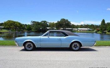 1967 oldsmobile Cutlass for sale 100996724