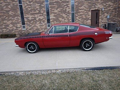 1967 plymouth Barracuda for sale 100974701