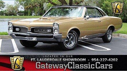 1967 pontiac GTO for sale 101028420