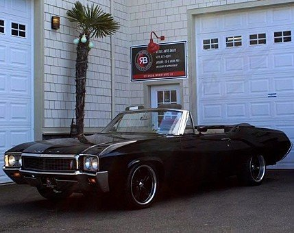 1968 Buick Custom for sale 100857392