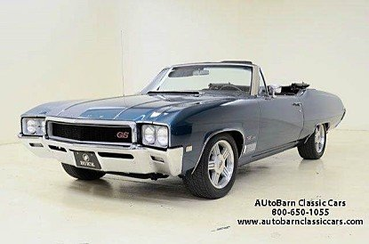 1968 Buick Gran Sport for sale 100765116