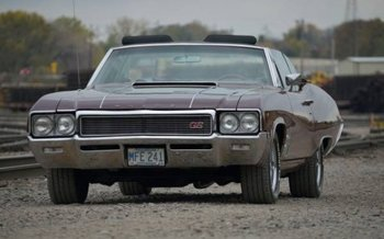 1968 Buick Gran Sport for sale 100831864