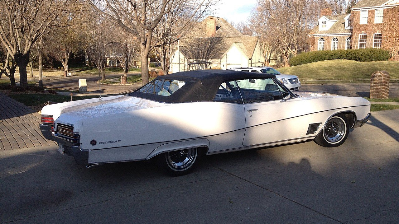 1968 buick wildcat for sale near sioux falls south dakota for American classic auto sales