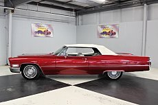 1968 Cadillac De Ville for sale 100858285