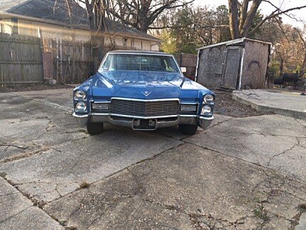 1968 Cadillac De Ville for sale 100747737