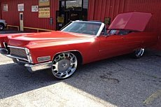 1968 Cadillac De Ville for sale 100841351