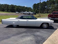 1968 Cadillac De Ville for sale 100912646