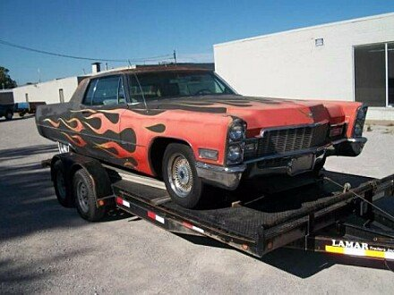 1968 Cadillac De Ville for sale 100924094