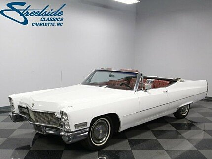 1968 Cadillac De Ville for sale 100930661