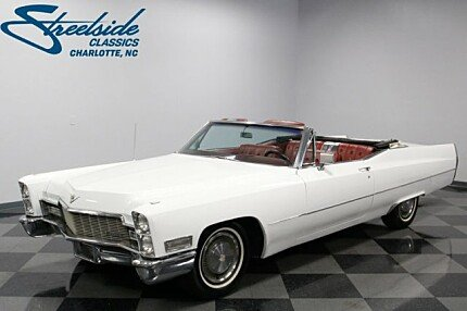 1968 Cadillac De Ville for sale 100978021