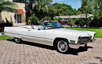 1968 Cadillac De Ville for sale 101009574