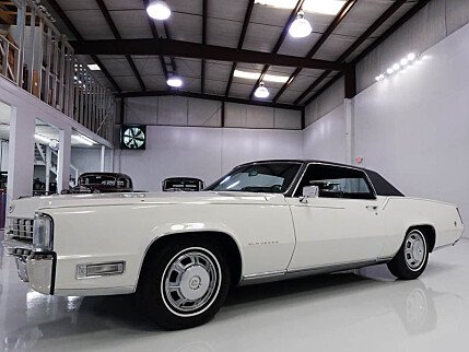 1968 Cadillac Eldorado for sale 100777371
