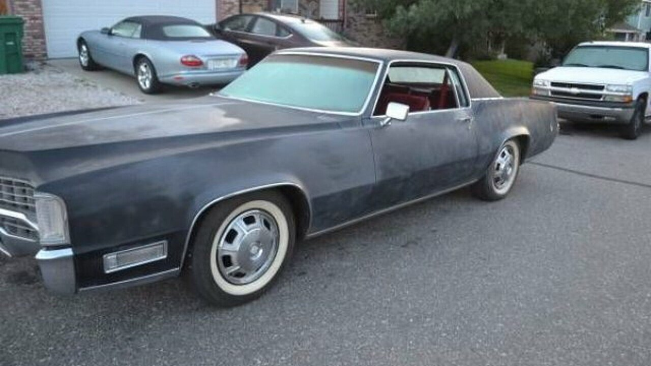 1968 Cadillac Eldorado Clics for Sale - Clics on Autotrader