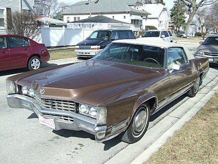 1968 Cadillac Eldorado for sale 100805961