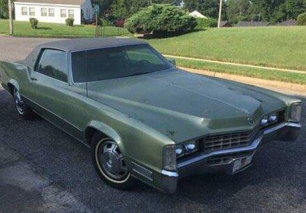 1968 Cadillac Eldorado for sale 100815643