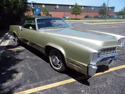1968 Cadillac Eldorado for sale 100898421