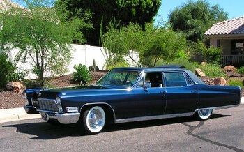 1968 Cadillac Fleetwood 60 Special Sedan for sale 100739980