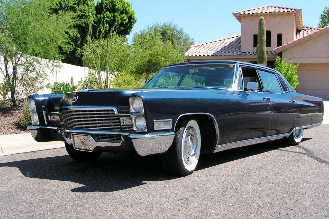 1968 Cadillac Fleetwood 60 Special Sedan For Sale Near