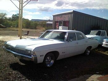 1968 Chevrolet Bel Air for sale 100862340