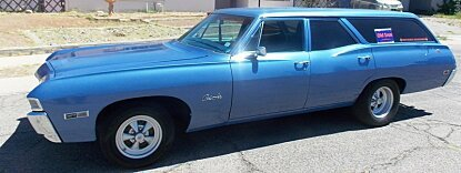1968 Chevrolet Bel Air for sale 100975005