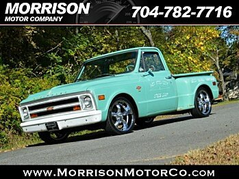 1968 Chevrolet C/K Truck for sale 100731316