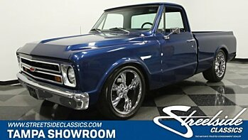 1968 Chevrolet C/K Truck for sale 100930400