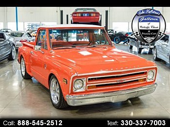 1968 Chevrolet C/K Truck for sale 100952384