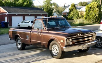 1968 Chevrolet C/K Truck 2WD Regular Cab 2500 for sale 100988063