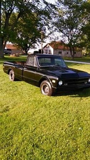 1968 Chevrolet C/K Truck for sale 100828693