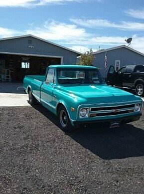 1968 Chevrolet C/K Truck for sale 100829020