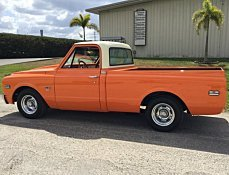 1968 Chevrolet C/K Truck for sale 100854523