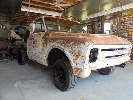 1968 Chevrolet C/K Truck for sale 100904625