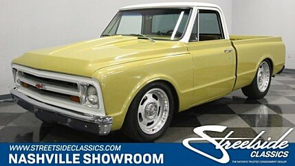 1968 Chevrolet C/K Truck for sale 100985974