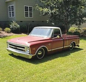 1968 Chevrolet C/K Truck for sale 101030045