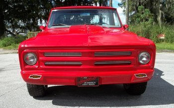 1968 Chevrolet C/K Truck 2WD Regular Cab 1500 for sale 101046297